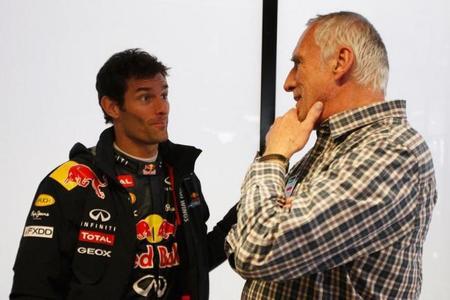 Dietrich Mateschitz propone a Mark Webber que se quede otro año más