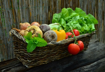 Food Fresh Vegetables 36740