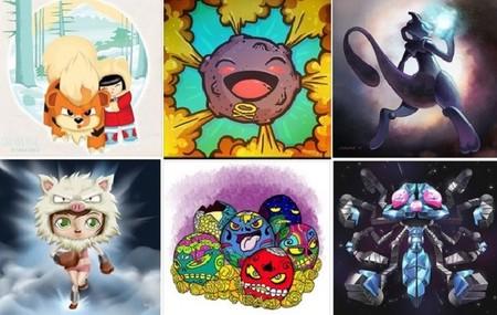 152 artistas mexicanos ilustraron su Pokédex de Kanto