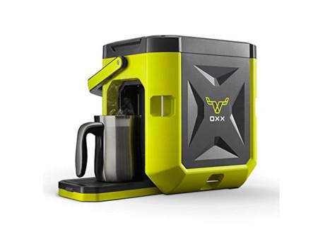 CoffeeBoxx, la cafetera más robusta del mercado