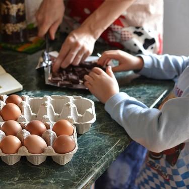 Nueve recetas para hacer con niños y entretenerles mientras no tienen clase por el coronavirus