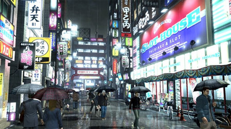 'Yakuza 4' tendrá publicidad ingame