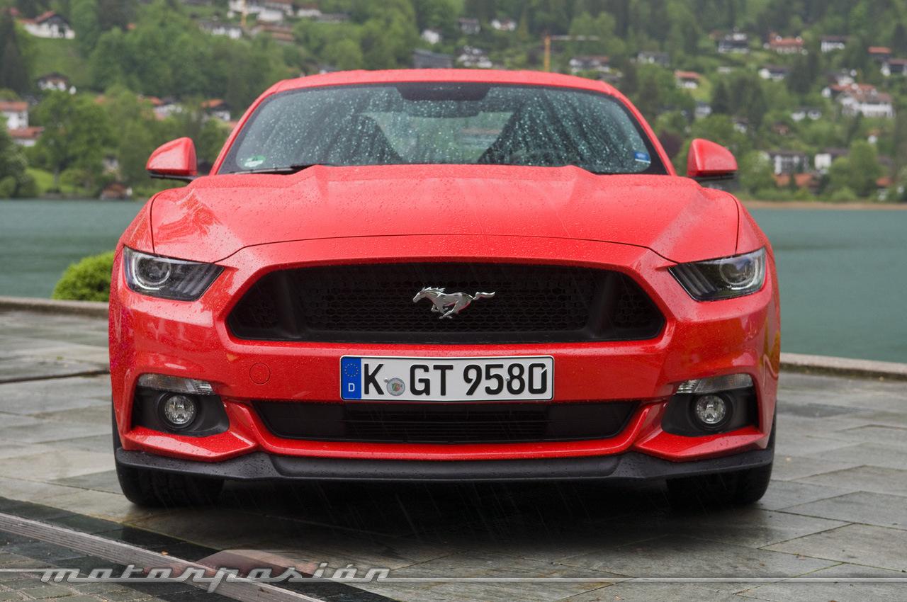 Foto de Ford Mustang 2015, toma de contacto (5/26)