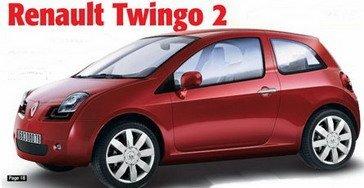 RenaultTwingo 2