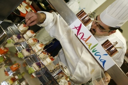 Juan Rodríguez Morilla estrella en el XXIII Salón de Gourmets 2009