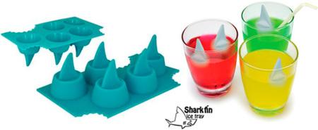 Tiburones de hielo en tu bebida