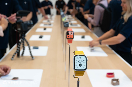 Nuevo Apple Watch Series 5 vs Apple Watch Series 3, así queda la gama de relojes de la manzana