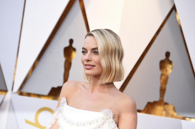 Oscars 2018 Margot Robbiec