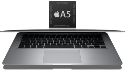 Apple podría estar probando un MacBook Air con el procesador A5 del iPad 2