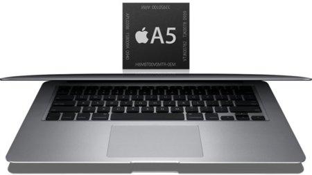 Apple podría estar probando un MacBook Air con el procesador A5 del iPad 2