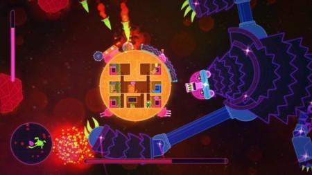 Lovers in a Dangerous Spacetime llevará su amor espacial hasta PS4