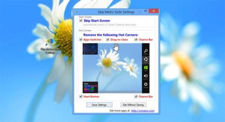 Skip Metro Suite, sáltate la interfaz Modern UI (Metro) de Windows 8