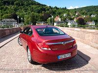 Opel Insignia ecoFLEX, prueba en las cercanías de Heidelberg