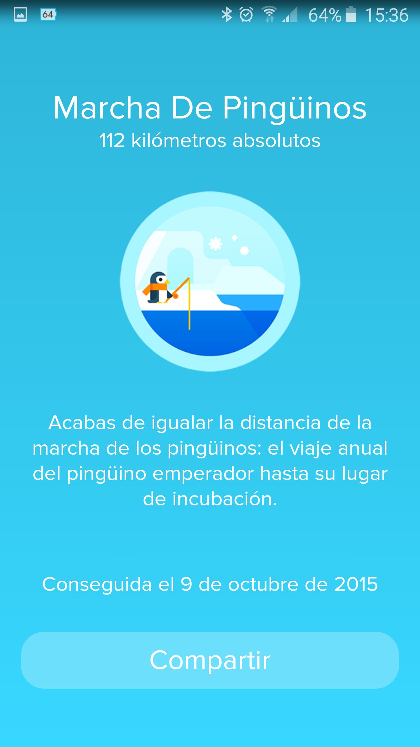 Foto de Aplicación Fitbit en smartphone (16/19)