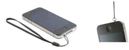 Añade una correa al iPhone 4 sustituyendo uno de sus tornillos