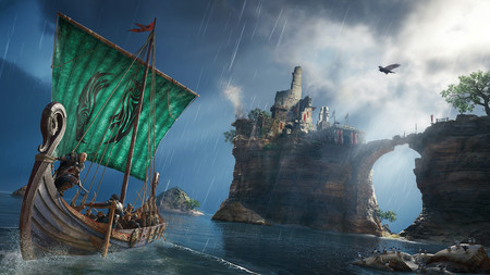 El trailer de 'Assassin's Creed Valhalla' garantiza cruda violencia vikinga para el próximo juego de la serie, que llegará a finales de año