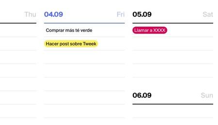 Weekly To Do List Calendar Online Printable Tweek So