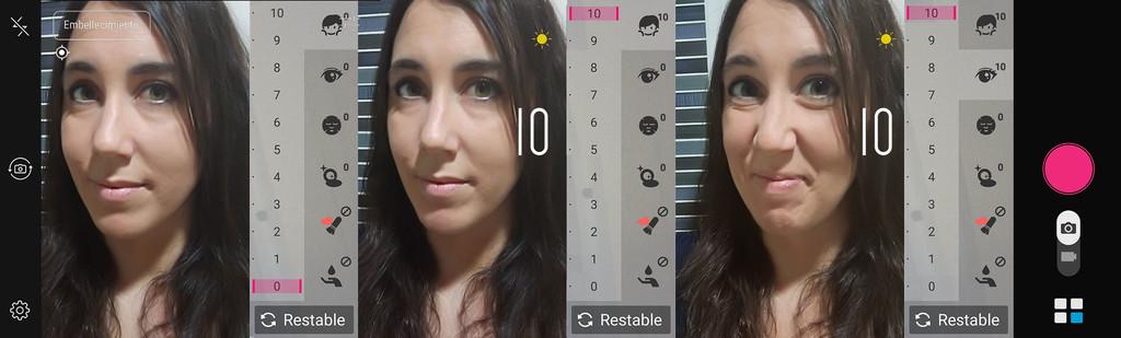 Asus Zenfone Zoom S Comparacion Frontal Belleza