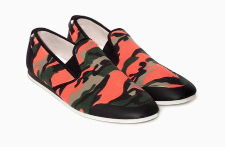 ¿Camuflaje en las zapatillas? La guerra para otros