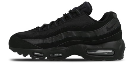 Nike Air Max 95 Triple Black 2
