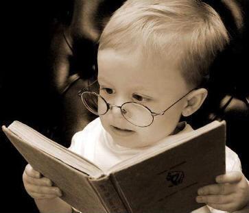 Leer con tres años