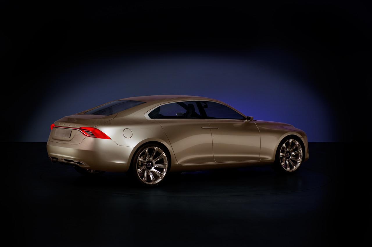 Foto de Volvo Concept Universe (1/25)