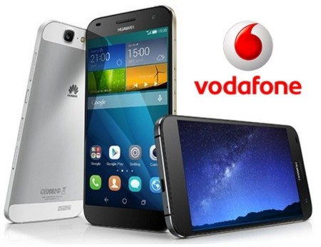Precios Huawei Ascend G7 con Vodafone y comparativa con Movistar, Orange, Yoigo y Amena