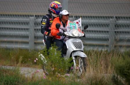El contrato de Mark Webber le impide subirse al Porsche antes de 2014
