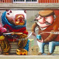 Si te apasiona el «street art» de Madrid, esta guía interactiva es la herramienta perfecta para localizar las mejores obras