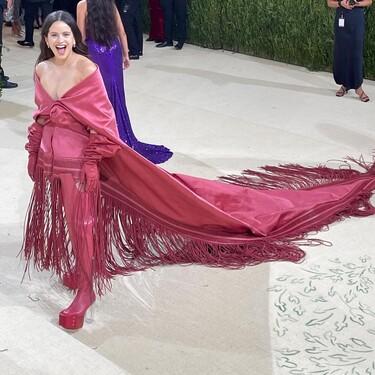 Gala MET 2021: 76 looks que significan la vuelta de las alfombras rojas a lo grande
