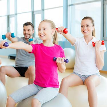 Los nueve mejores deportes para practicar en familia