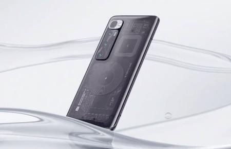 Xiaomi Mi 10 Ultra Transparente