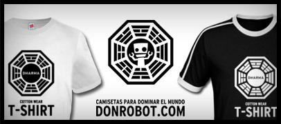 Camisetas Dharma