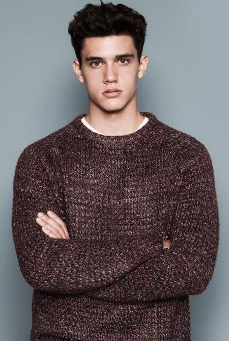 Pull And Bear Fall 2014 Fashions Xavier Serrano 006