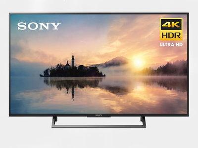 Las nuevas teles X720E y X690E de Sony llegan a las tiendas con tamaños de hasta 70 pulgadas por 2.000 dólares
