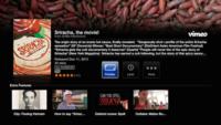 Vimeo rediseño por completo su aplicación para Apple TV
