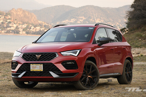 CUPRA Ateca 2021, a prueba: frescura para el hot-hatch de los SUV compactos
