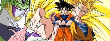 Cómo Dragon Ball ha reinventando la manera de luchar de Goku en los videojuegos a lo largo de los años