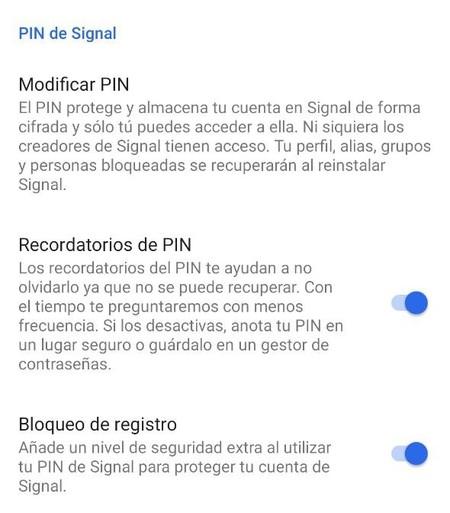 Pin De Signal