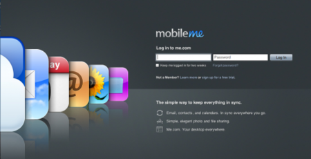 Pequeñas novedades y actualizaciones en MobileMe
