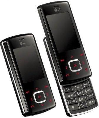 LG KG800 Chocolate, mejor diseño del 2006 para los lectores de Xataka Móvil
