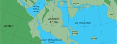 Se hallan pistas de Gran Adria, un continente perdido que está debajo de las montañas del Mediterráneo