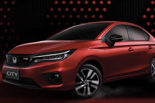 Honda City 2020: un mini Civic ahora con motor turbo para todas sus versiones