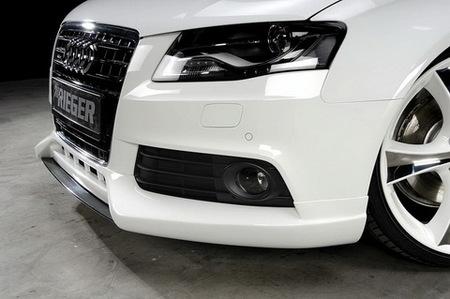 Audi A4 3.0 TDI por Rieger