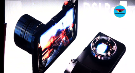 Moto Mod Dslr Camera