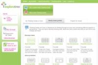 ExploraTree, crea y comparte mapas conceptuales en Internet