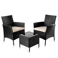 Set de muebles de jardín rebajado en eBay, ahora por sólo 89 euros y los gastos de envío gratis