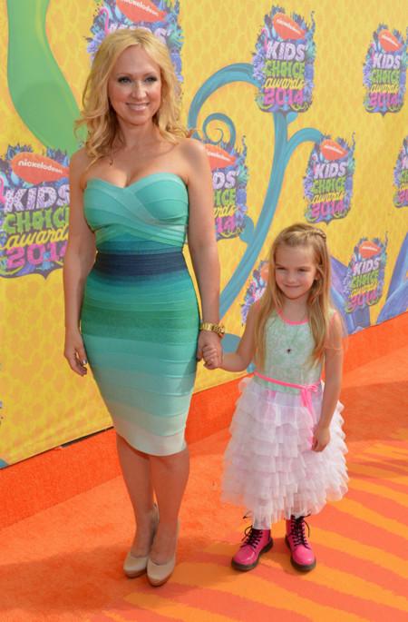 Leigh-Allyn Baker Kids Choice Awards 2014 peor vestidas