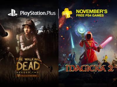 Los juegos gratuitos de PS Plus de noviembre incluyen The Walking Dead: Season 2, Mass Effect 2 y más