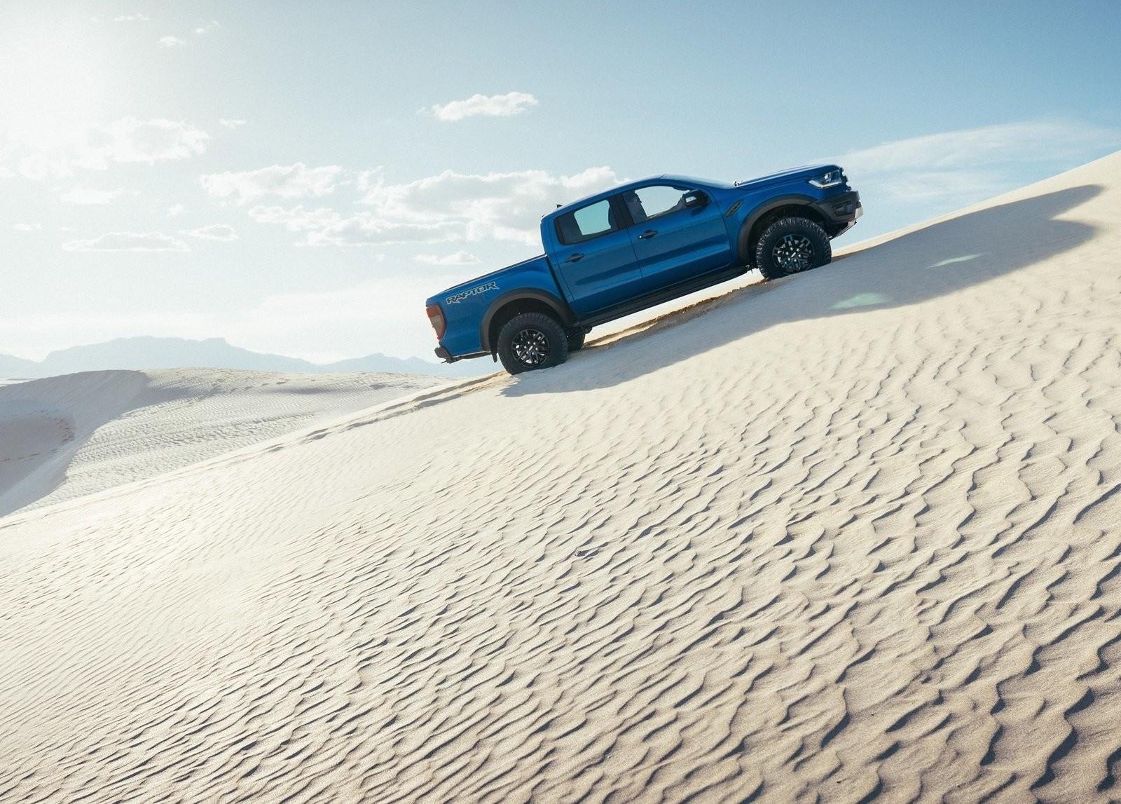 Foto de Ford Ranger Raptor (7/12)